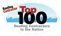 Top 100 roofing contractor